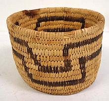 Early Indian Basket