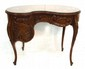 Inlaid & Carved French Desk