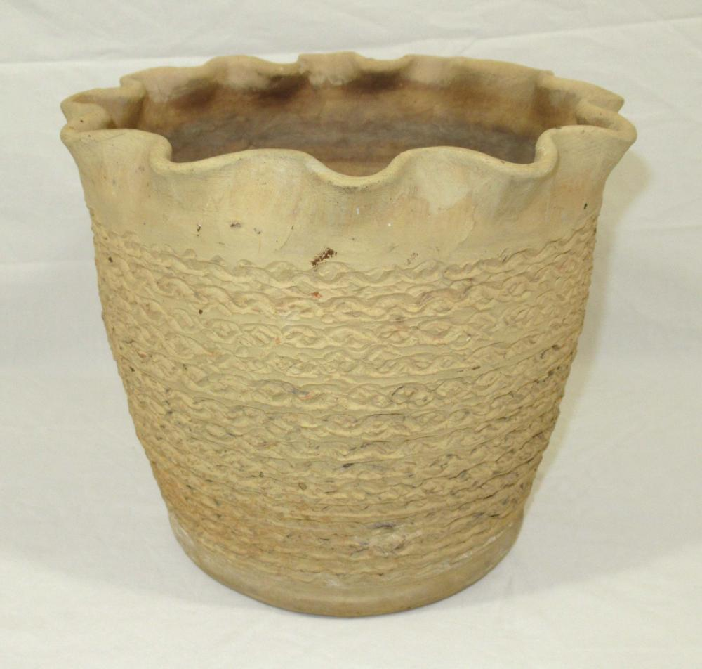 Evans Pottery Planter