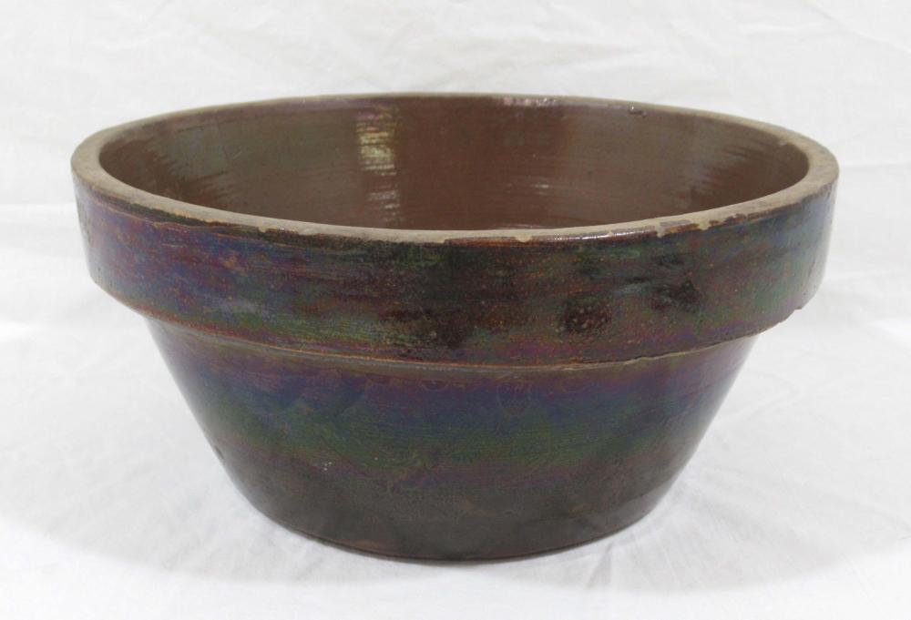 Evans Pottery Bowl