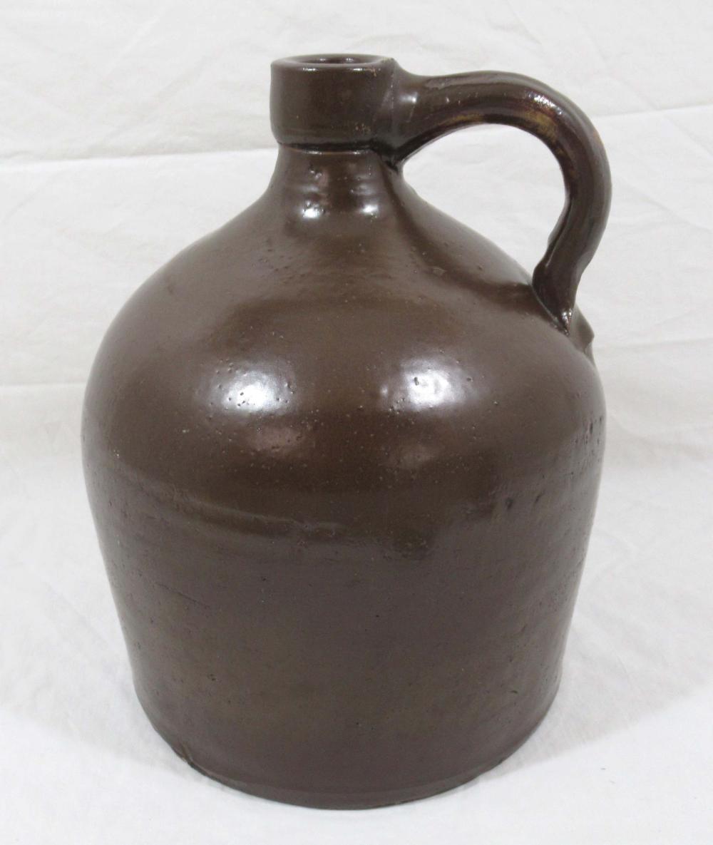 Evans Pottery Jug