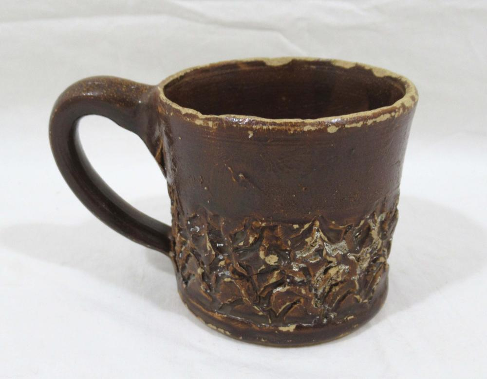 Evans Pottery Cup