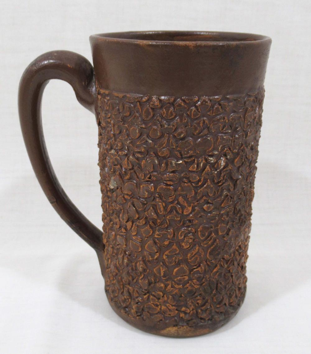 Evans Pottery Stein