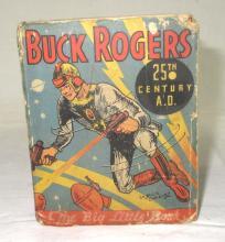 Big Little Book 1933 Buck Rogers