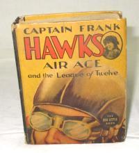 Big Little Book 1938 Captain Frank Hawks