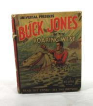 Big Little Book 1930's Buck Jones