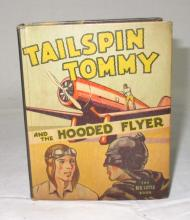 Big Little Book 1937 Tailspin Tommy