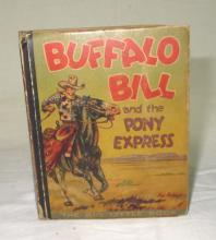 Big Little Book 1934 Buffalo Bill
