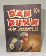 Children's Book 1938 Dan Dunn