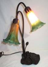 Modern Lily Lamp