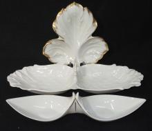 3pc Lenox Porcelain