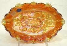 Imperial Carnival Glass Dish