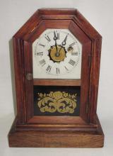 Atkins Rosewood Mantel Clock