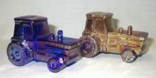 2 Boyd Glass Tractors