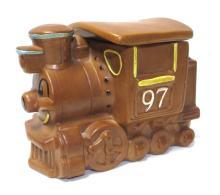 Locomotive Cookie Jar