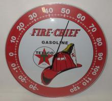 Modern Fire Chief Adv. Thermometer