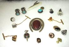 Group of Men's Jewelry
