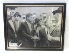 Real Photograph of JFK, 1960