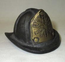 Fireman's Helmet Bottle Opener