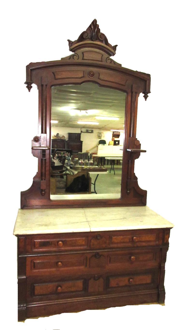M T Victorian Dresser