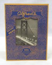 Vtg. Alfred's of San Francisco Souvenir Menu