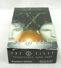 Box The X Files Card Game