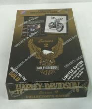 Sealed Box 1992 Harley Davidson Cards