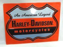 Modern Harley Davidson Sign