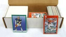 Box Mxd 1990 - 92 Football Cards