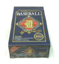 Box 1992 Donruss Baseball Cards