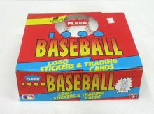 Box 1990 Upper Deck Baseball Cards