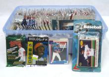 80+ Packs Various Baseball Cards