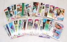 Lot of 1979 Topps Baseball Card