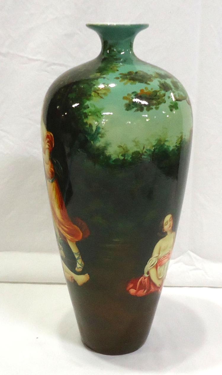 modern portrait vase. Black Bedroom Furniture Sets. Home Design Ideas