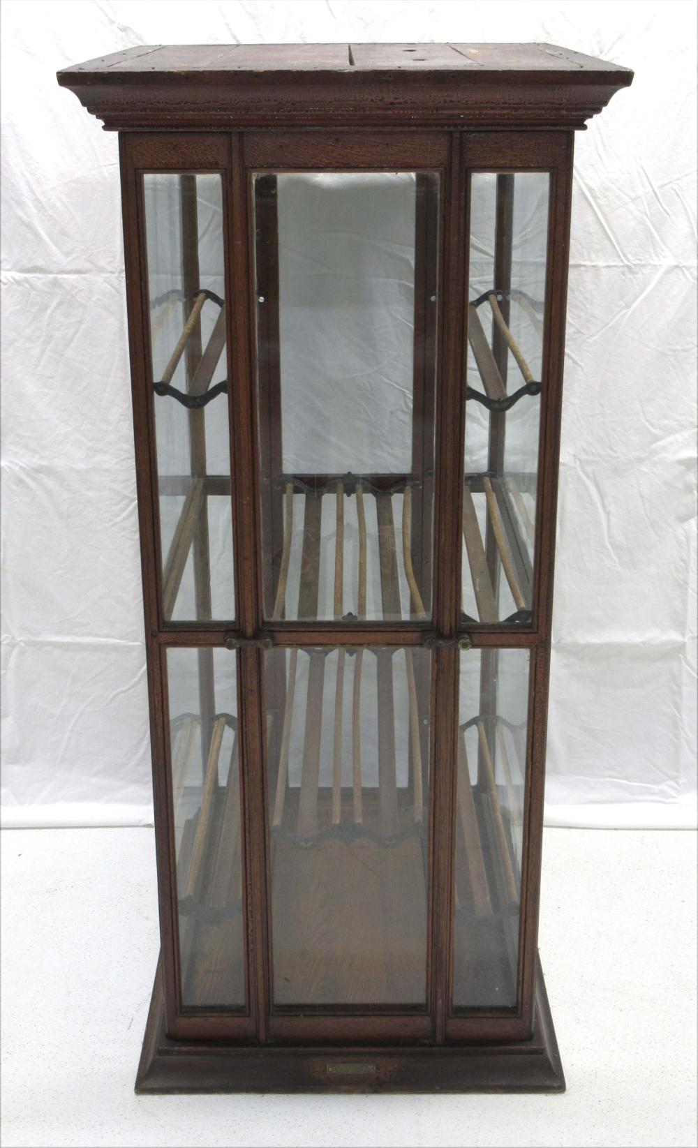 Country Store Ribbon Cabinet