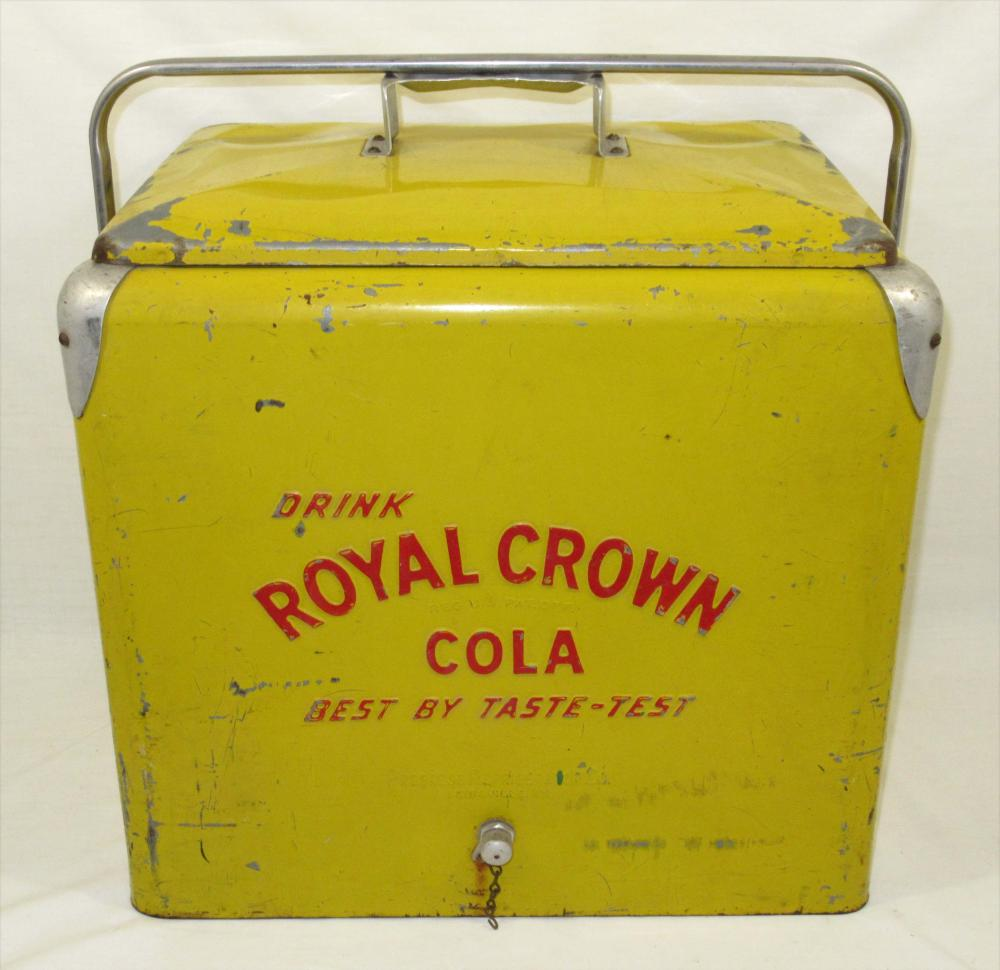RC Cola Cooler