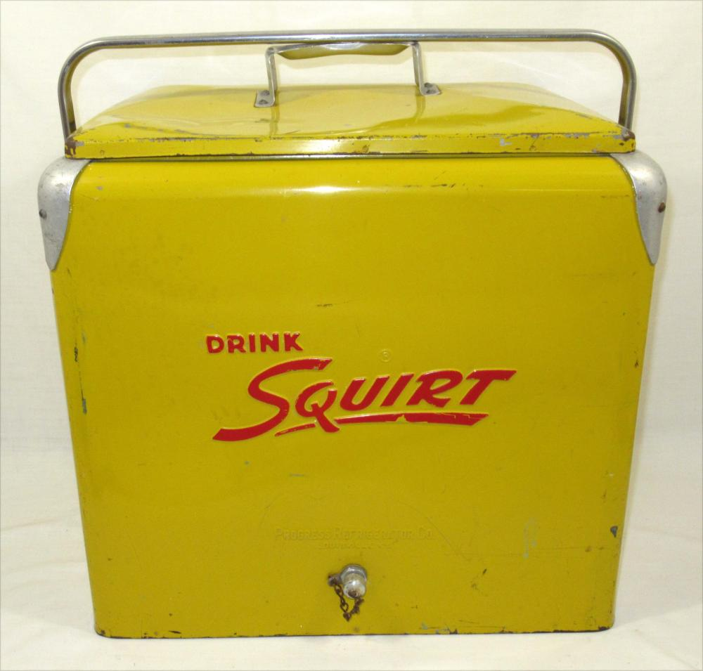 Squirt Soda Cooler