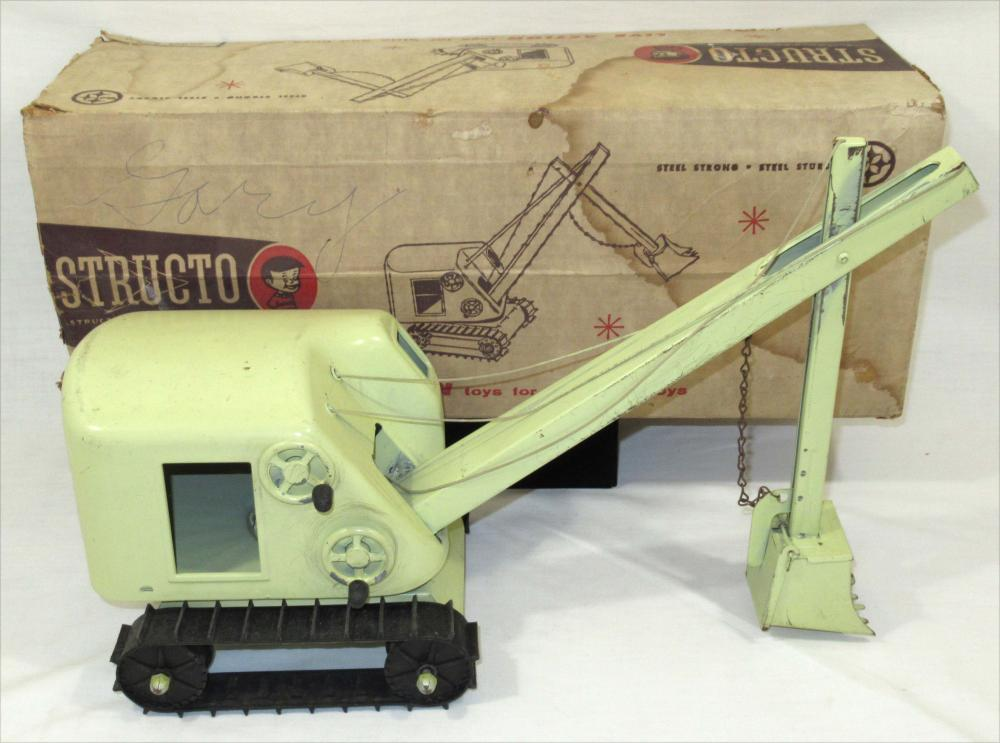 Structo Power Shovel with Orig.. Box