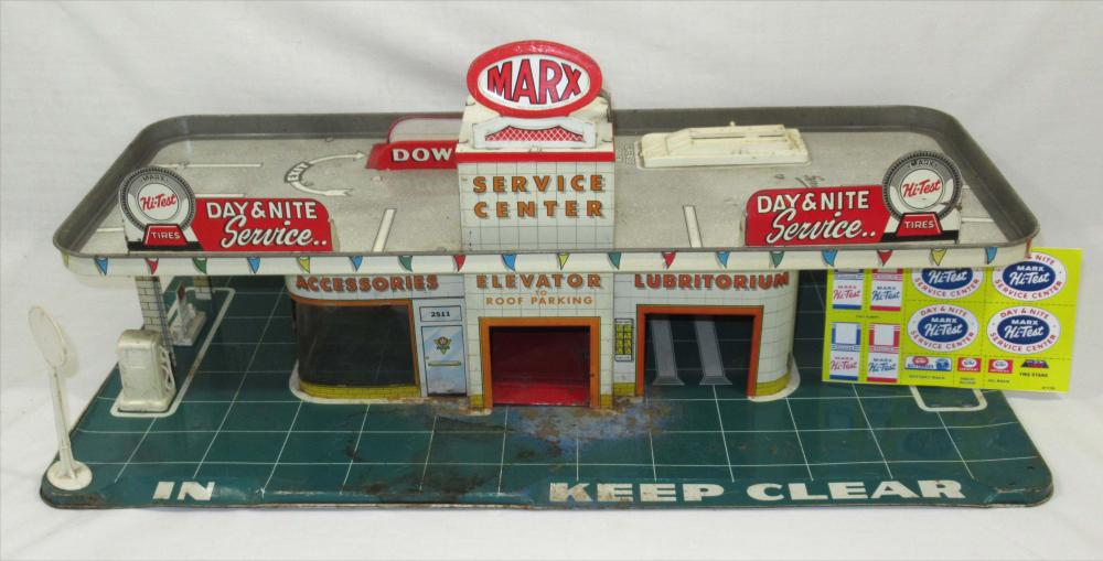 Marx Toy Service Center