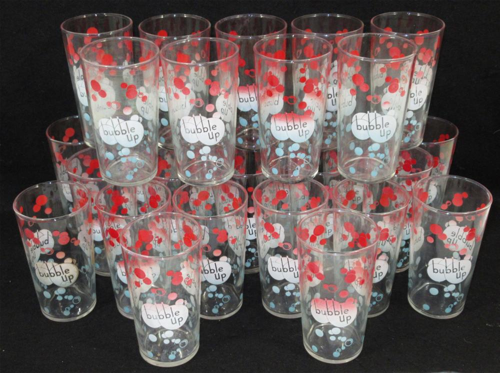 28 Bubble Up Glasses
