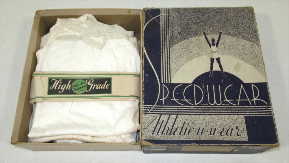 Athletic Wear Box w/ 5 Pair NOS