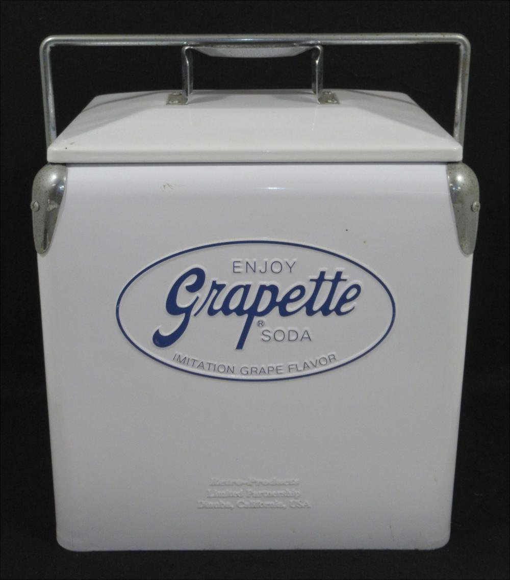 Grapette Soda Cooler