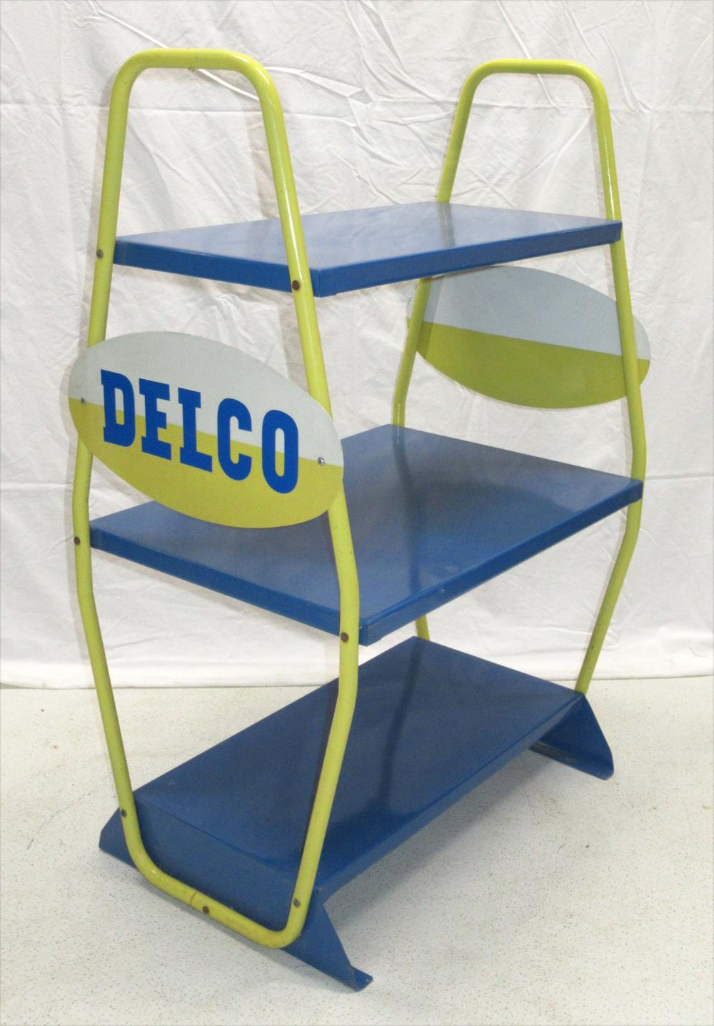 Delco Battery Rack