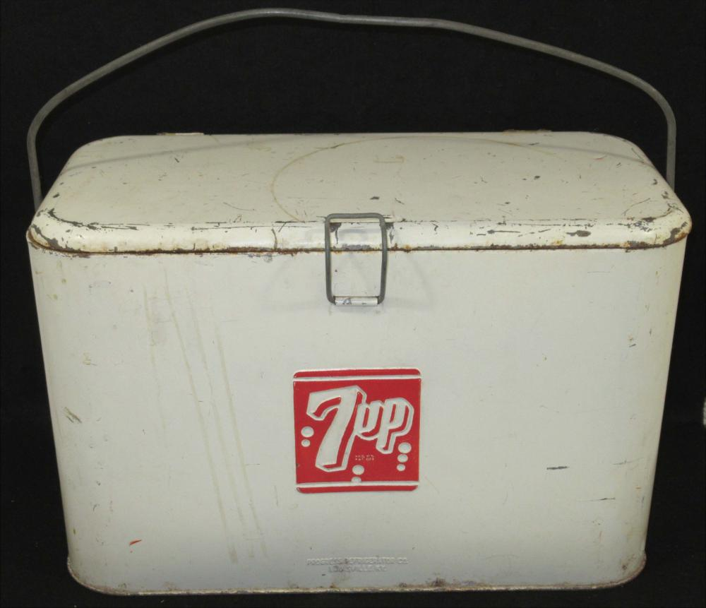 7Up Soda Cooler