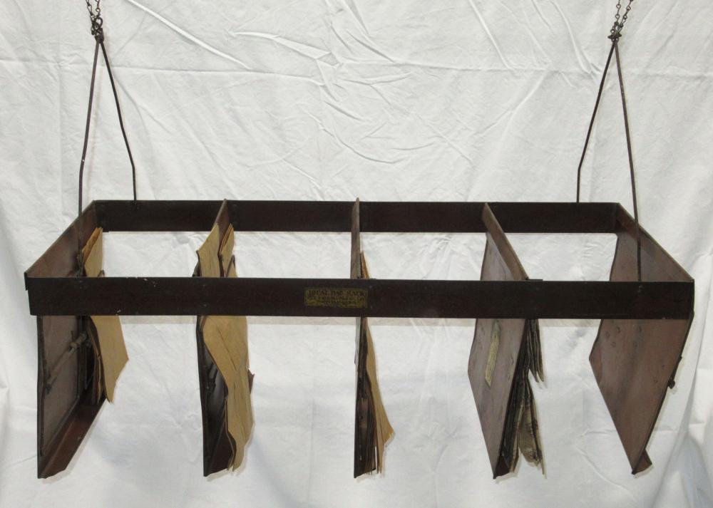 Hanging Country Store Sack Rack