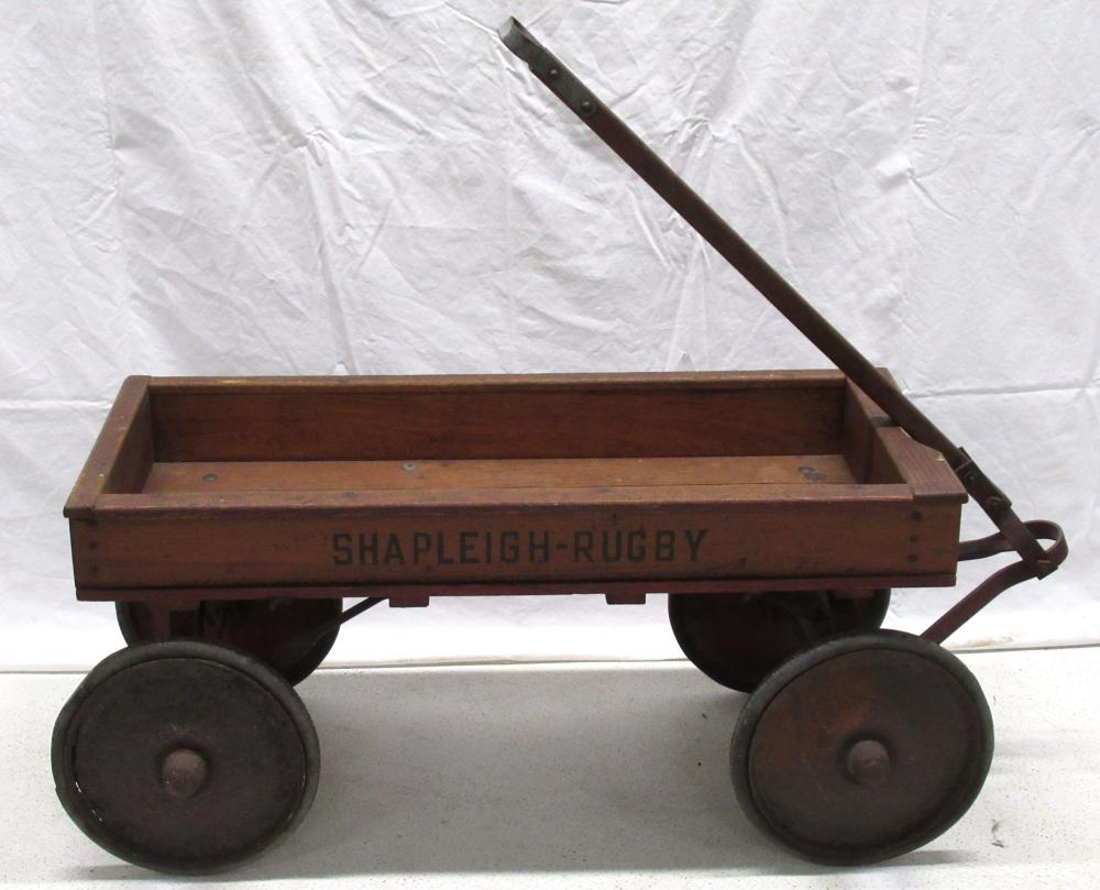 Shapleigh-Rugby Child's Wagon