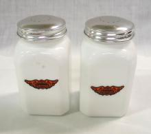 Harley Davidson Salt & Pepper