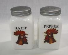 Pr. Rooster Salt & Peppers