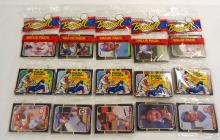 5 N.O.S. Donruss 1987 Baseball Cards Rack Packs
