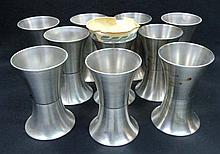 10 Dixie Cup Holders